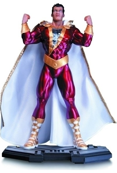 DC COLLECTIBLES Shazam Icons Statue
