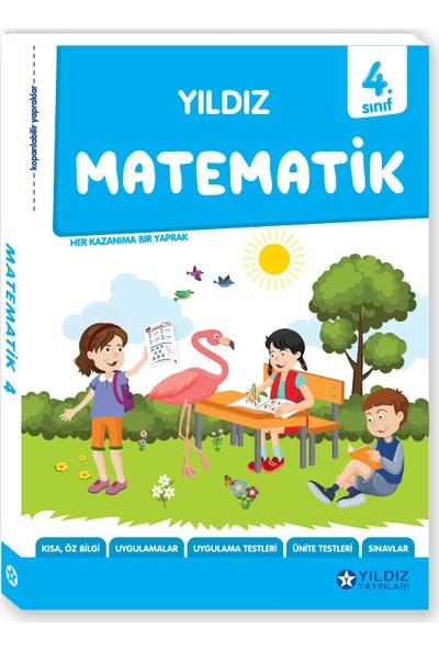 Yıldız Yayınları Yıldız Matematik 4. Sınıf