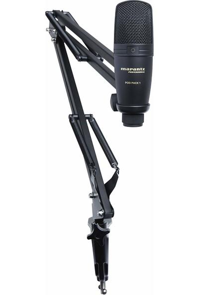 Marantz Professional Pod Pack 1 USB Condenser Mikrofon