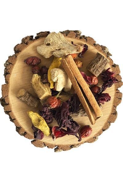 Gourmeturk Özel Kış Çayı Karışımı 100 gr