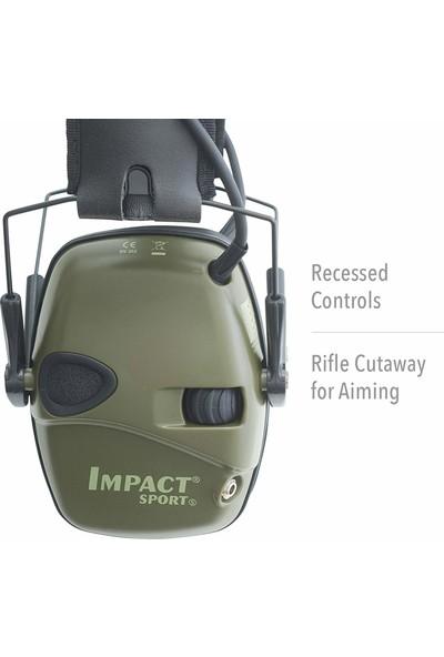 Howard Leight Honeywell Impact Sport Kulak Üstü Kulaklık
