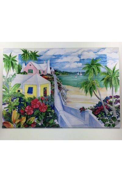 Fevito Alaçatı Tablo 25 x 17 cm