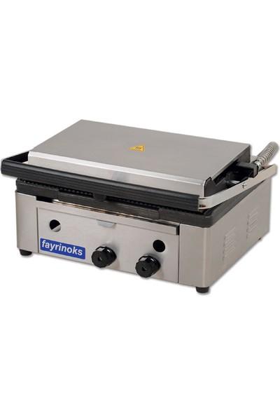 Fayrinoks Fayrinoks Endüstriyel Tost Makinesi 16 Dilim Profesyonel LPG'li