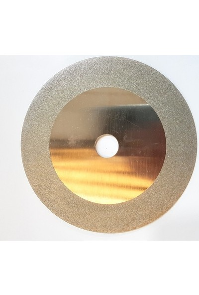 Pultuva Diamond Elmas Disk 100 x 1 mm Delik Çapı 20 Hem Kesme Hem Bilemede Kulanılır
