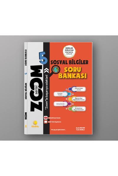 Günay Yayınları 5.Sınıf Zoom Sosyal Bilgiler Soru Bankası