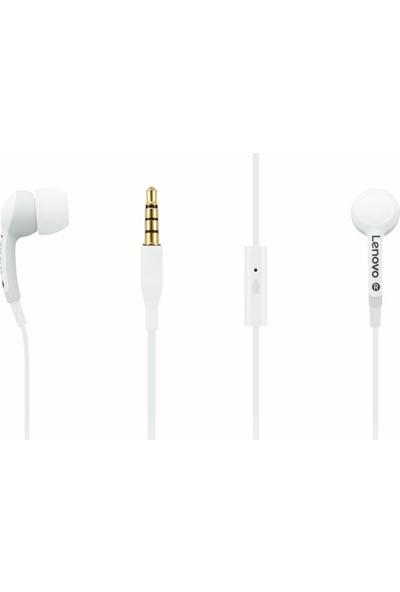 Lenovo 100 In-Ear KulakIçi Mikrofonlu Kulaklık Beyaz