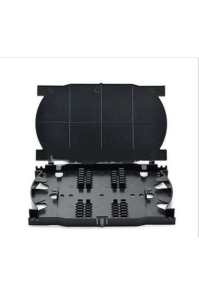 Fnet Fiber Optik Ek Kaset 12 Port Fiber Optic Splice Tray With Best Quality