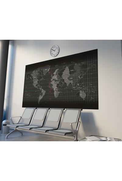 Ega Dünya Haritası Duvar Sticker