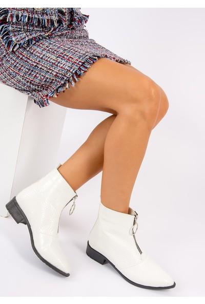 Fox Shoes Beyaz Kadın Bot G563163611