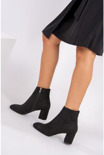 Fox Shoes Siyah Kadın Bot G820490102