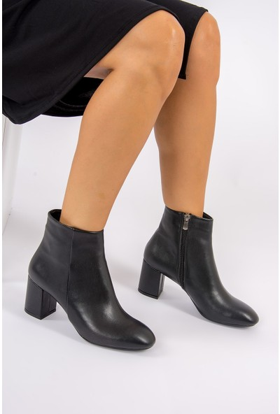 Fox Shoes Siyah Kadın Bot G820490109