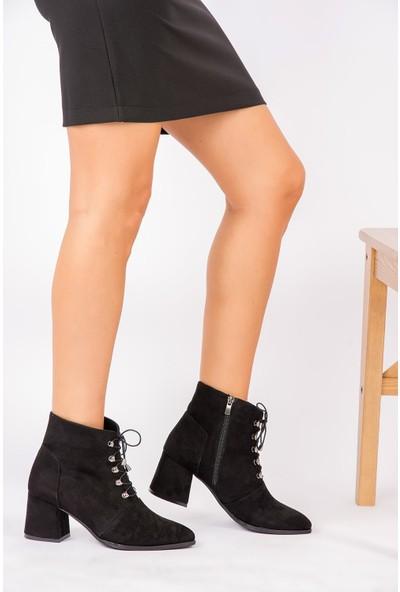 Fox Shoes Siyah Kadın Bot G404340302