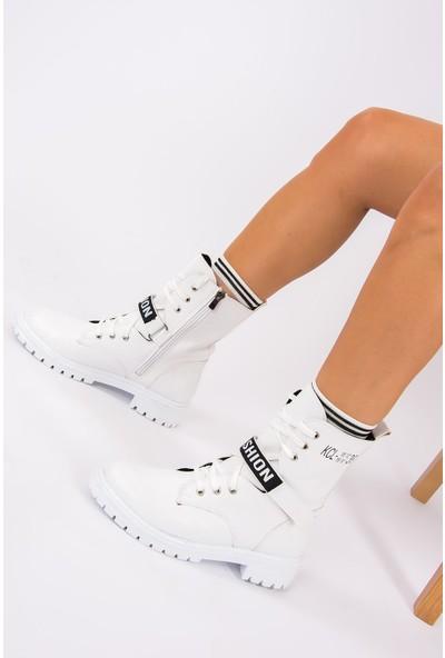 Fox Shoes Beyaz Kadın Bot G973188109