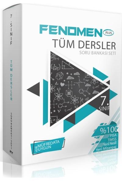Referans Yayınları Fenomen 7. Sınıf Tüm Dersler Soru Bankası (Kutulu Set)