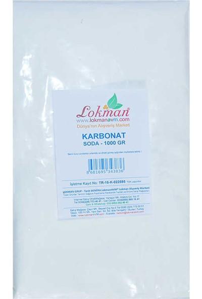 Değirmenci Ali Karbonat Soda 1000 gr Paket