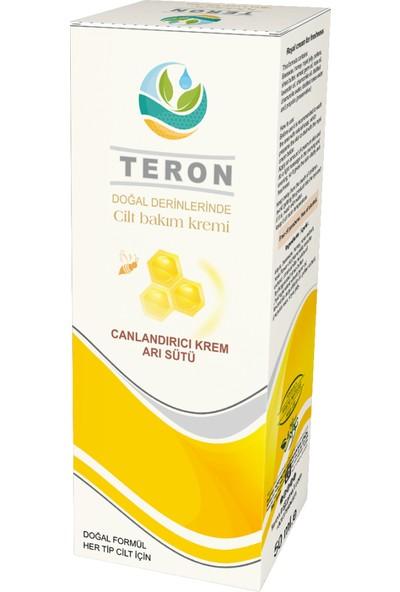 Teron Arı Sütü ile Canlandırıcı Krem