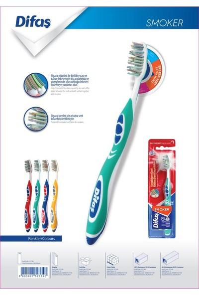 Difaş 5 System Smokers Diş Fırçası