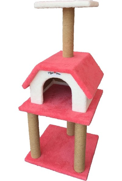 Tiger Pets Kedi Tırmalama Home Model
