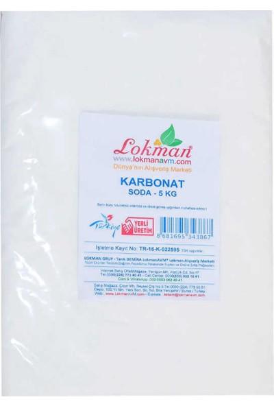 Değirmenci Ali Karbonat Soda 5 kg Paket