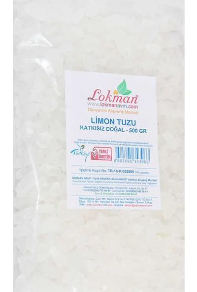 Değirmenci Ali Limon Tuzu 500 gr Paket