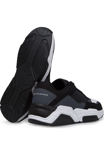 Armani Exchange Erkek Ayakkabı Xux026 Xv070 B423
