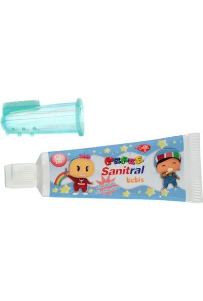 Pepee Bebiş 0-2 Diş Macunu Ve Parmak Diş Fırçası