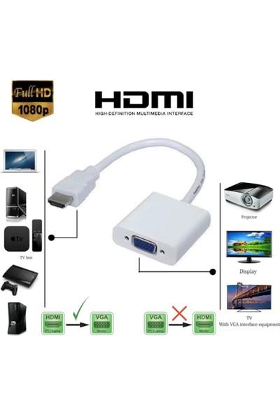 Mobitell HDMI To VGA Kablo Dönüştürücü