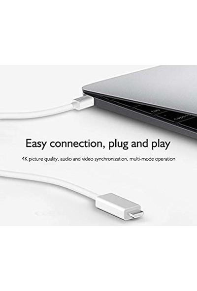 Mobitell Basix BSX-D3 Mini Displayport HDMI Dönüştürücü Kablo