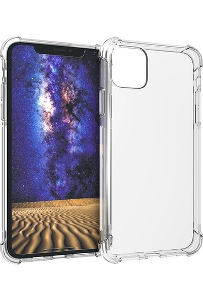 Ally Apple iPhone 11 Silikon Kılıf AL-31025