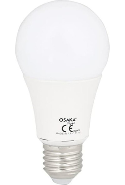 Osaka Light 12W A60 LED Ampul E27 Beyaz LED101