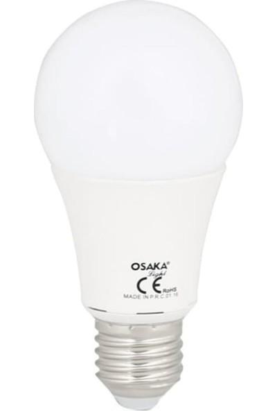 Osaka Light 12W A60 LED Ampul E27 Günışığı LED100