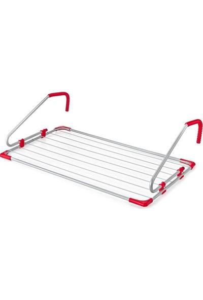 Hafsa Home Plus Balkon Çamaşır Kurutmalık Kurutma Askısı