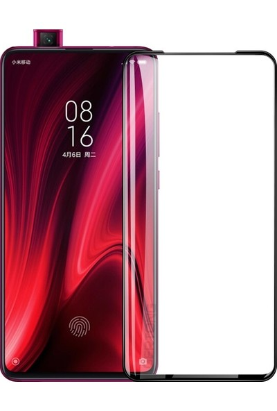 Smody Xiaomi Mi 9T Temperli Tam Ekran Koruyucu