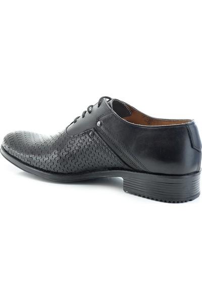 Man 80-Ab Deri Klasik Erkek Ayakkabı