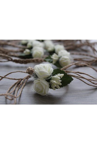 Ad Gümüş Tasarım Kına Nikah Düğün Nedime Bilekliği
