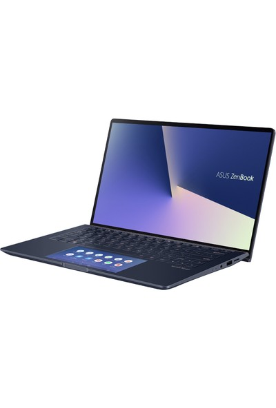"Asus ZenBook UX334FL-A4047T Intel Core i7 8565U 16GB 256GB SSD MX250 Windows 10 Home 13.3"" FHD Taşınabilir Bilgisayar"