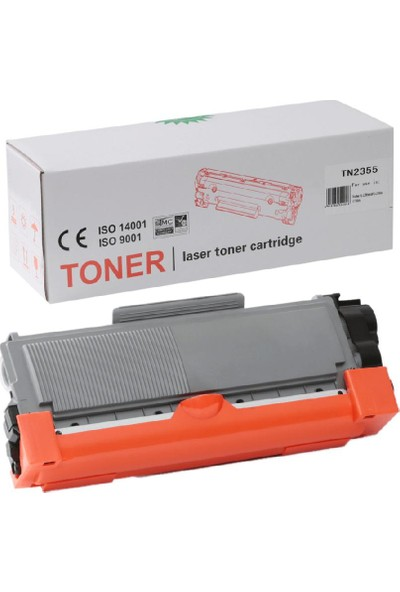 Asyaink Brother TN2355 / HL-L2365DW / MFC-L2700DW Muadil Toner - 2600 Sayfa