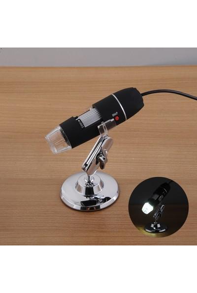AVP Cilt ve Saç Analiz Cihazı - 1000X Hd Cmos USB Dijital Mikroskop