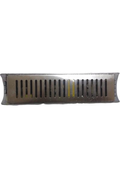 Rober RBR-125 12V 12,5 Amper Metal LED Trafosu