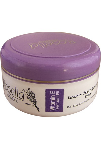 Rosella Lavanta Özlü Krem - 150 ml