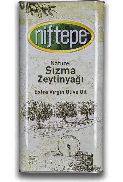 Niftepe sızma zeytinyağı 5 lt