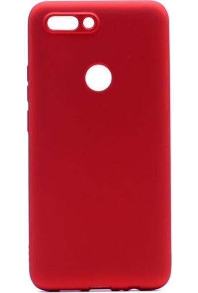 Kaltel Gsm Casper Via F2 Mat Premier Silikon Kılıf - Kırmızı