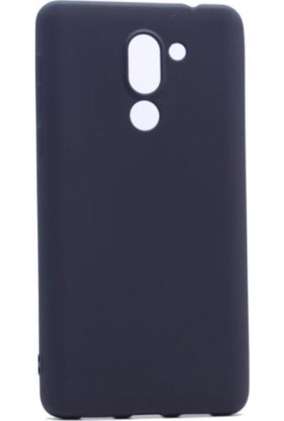 Kaltel Gsm Huawei GR5 2017 Mat Premier Silikon Kılıf - Siyah