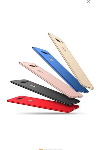 Kaltel Gsm Sony Xperia Z4 Mat Premier Silikon Kılıf + Tam Koruma Full Kaplayan Ekran Koruyucu - Mürdüm