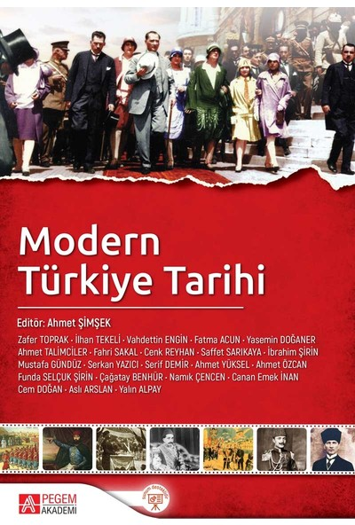 Modern Türkiye Tarihi - Cenk Reyhan