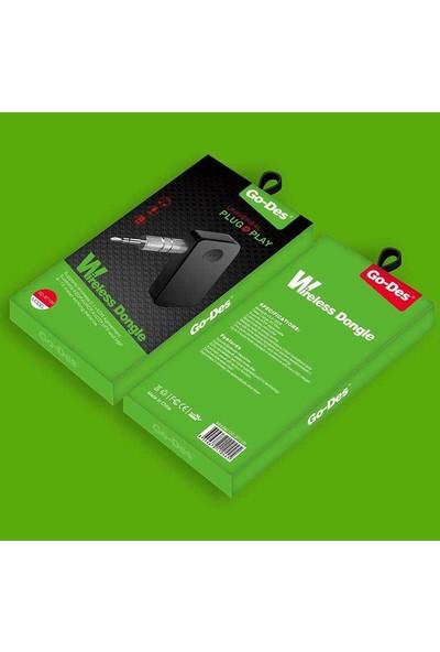 Go-Des GD-BT106 Kablosuz Bluetooth Araç Kiti
