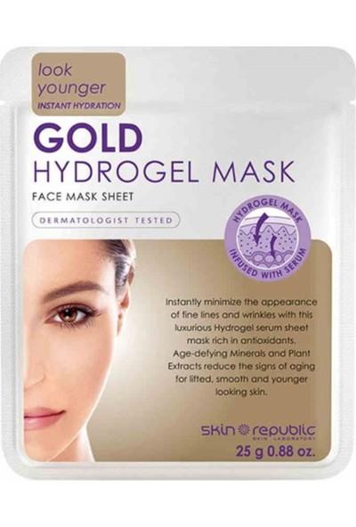 Skin Republic Gold Hydrogel Maske 25 gr