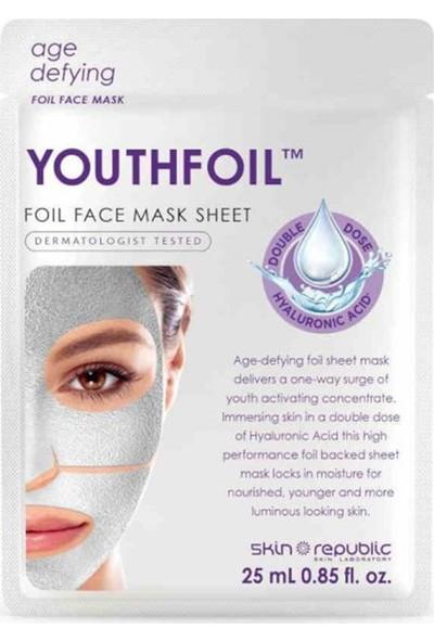 Skin Republic Youthfoil Yüz Maskesi 25 ml