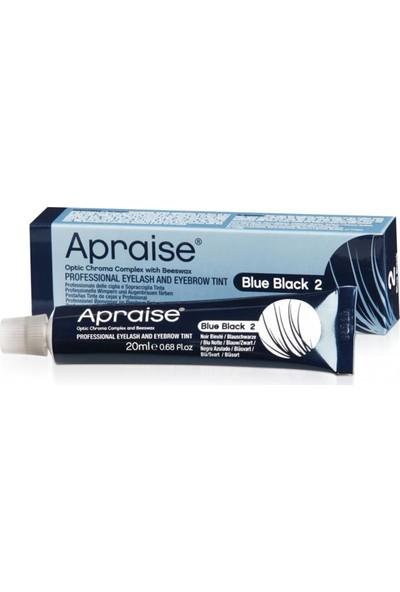 Apraise Blue Black 2 Kaş ve Kirpik Boyası 20 ml
