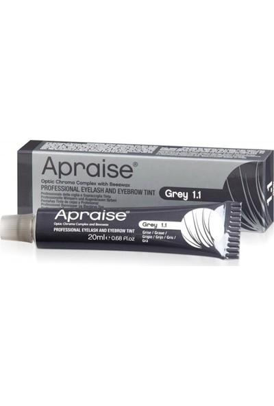 Apraise Grey 1.1 Kaş ve Kirpik Boyası 20 ml
